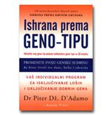 ISHRANA PREMA GENO-TIPU (Dr Piter Dž. D'Adamo)